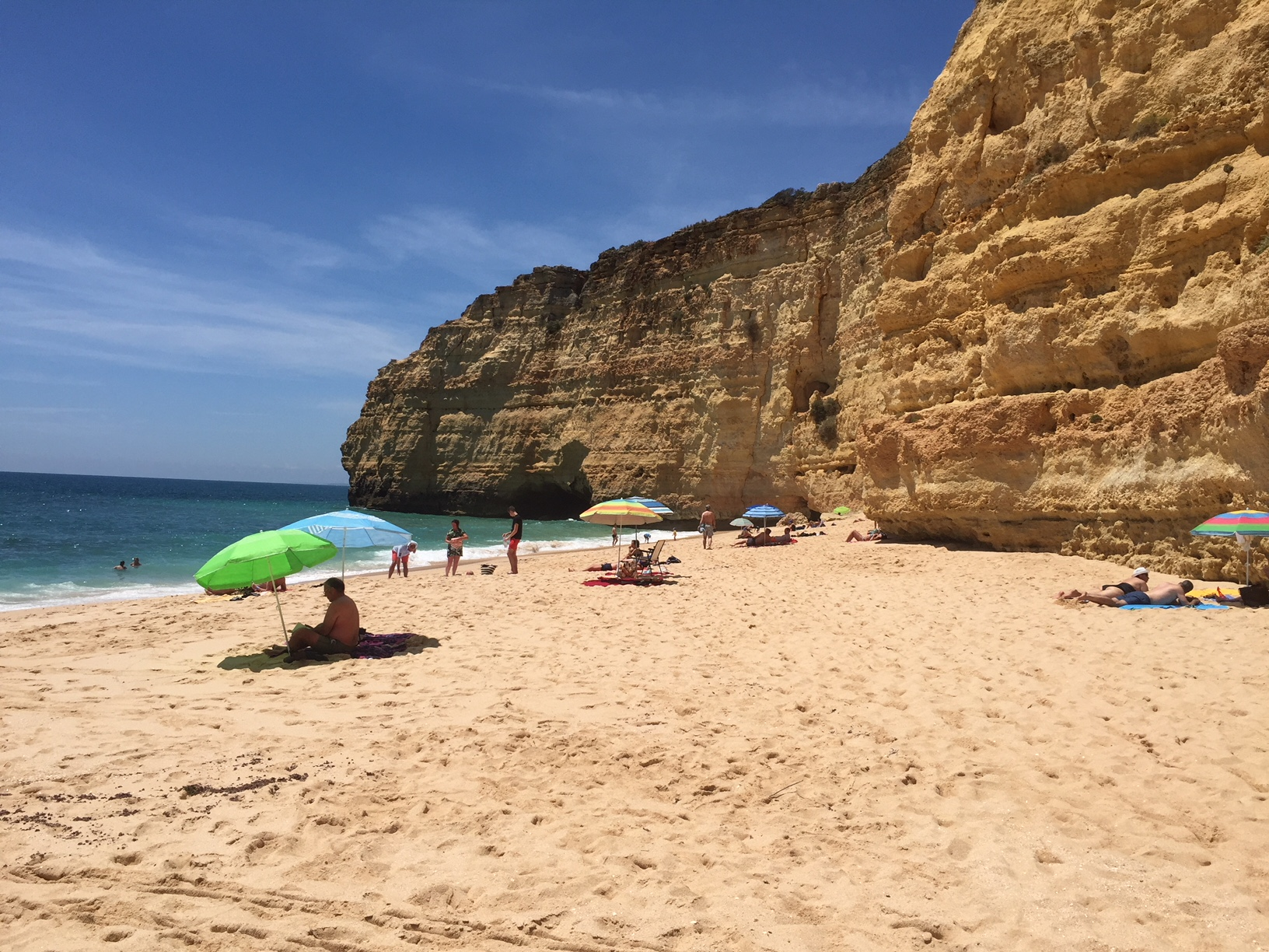 Vale Centianes Beach