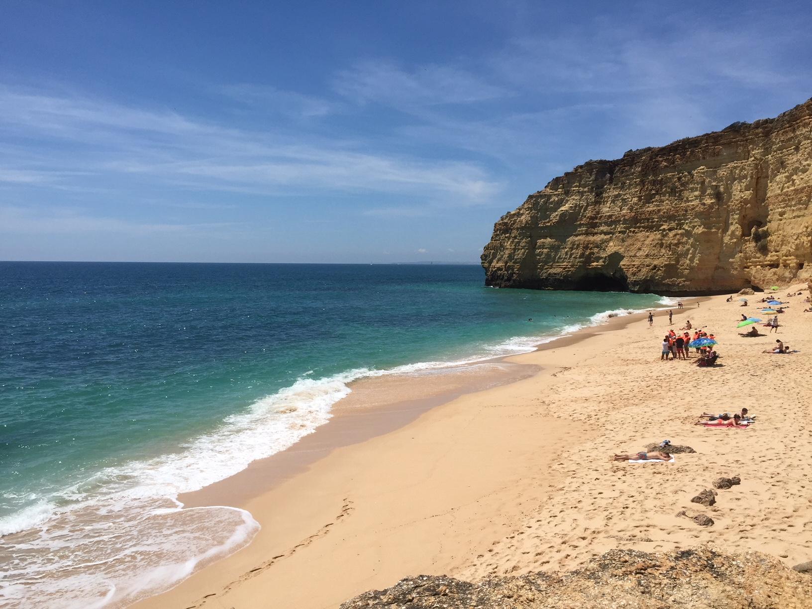 Centeanes Beach 2