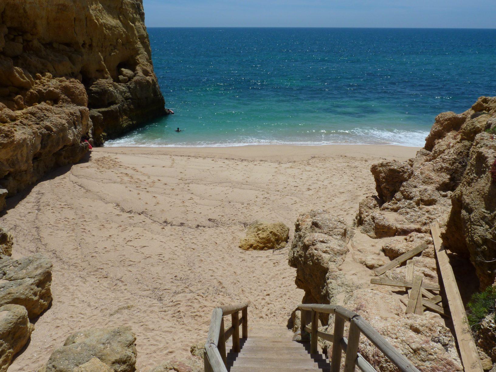 Vale Centianes Beach (Praia Do Vale De Centeanes) Carvoeiro