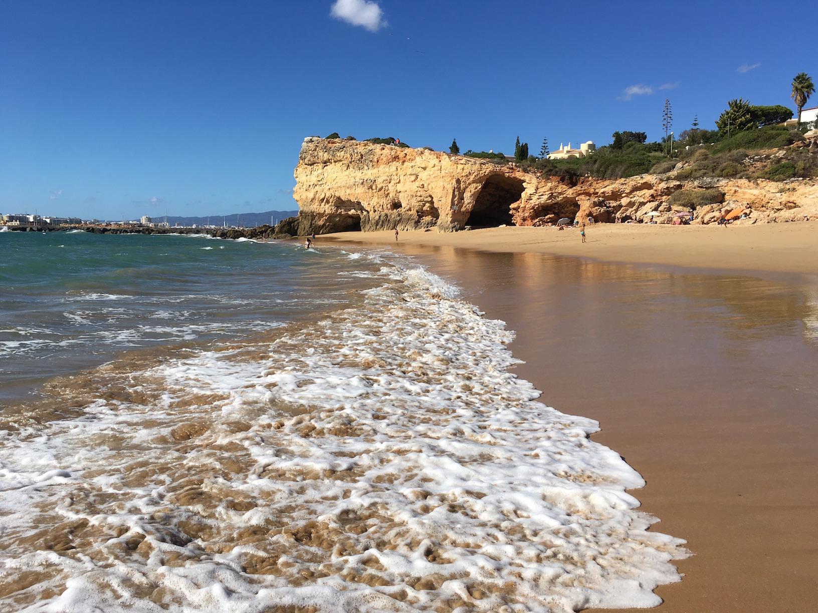 Pintadinho Beach (Praia Do Pintadinho) Ferragudo