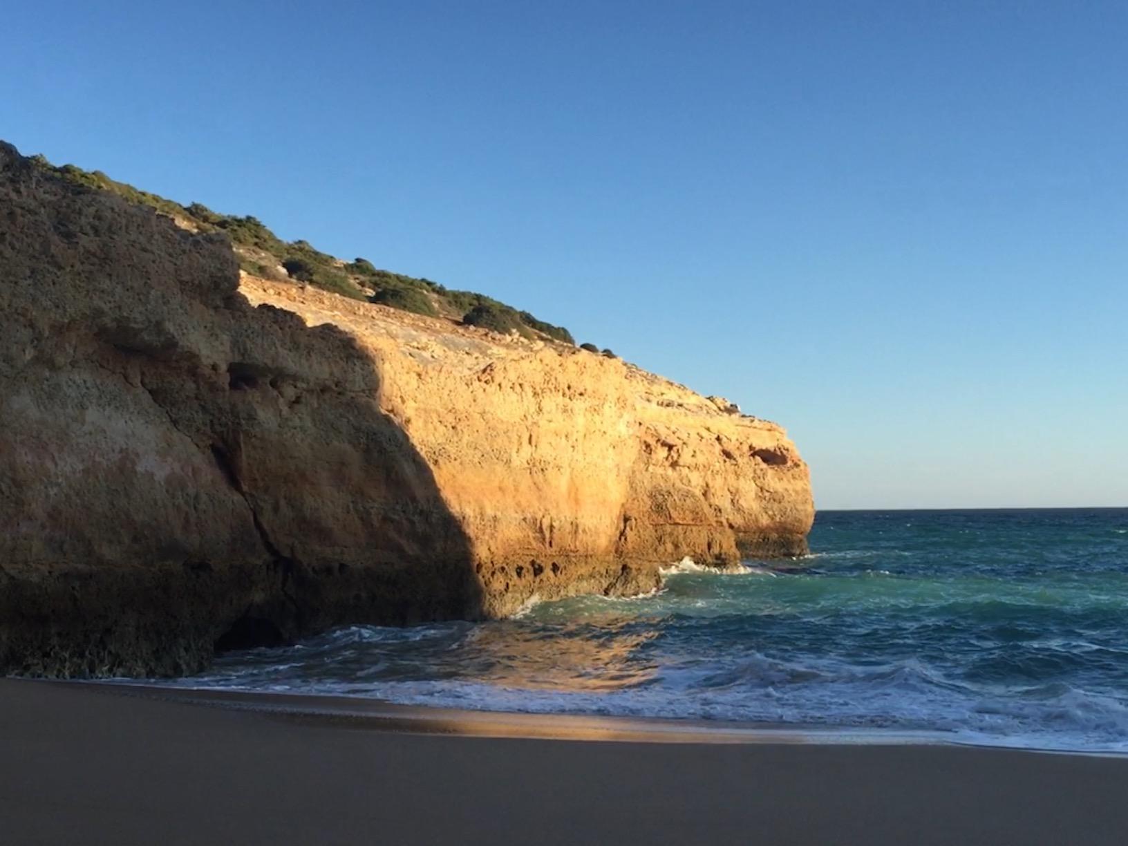 Carvalho Beach (Praia Do Carvalho) Carvoeiro