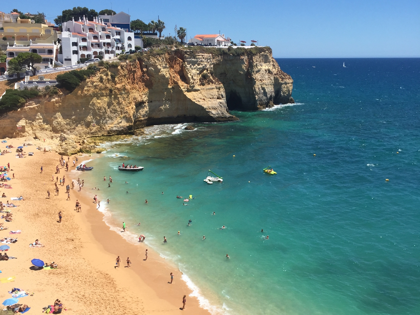 Algarve's Beaches